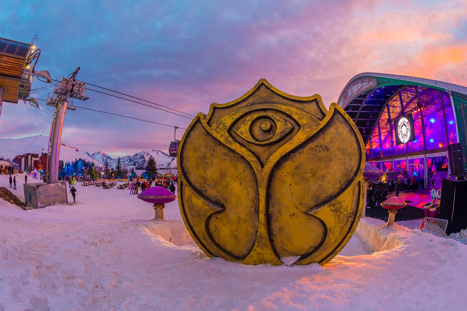 TML Tomorrowland Winter