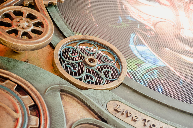 Coaster Detail 7