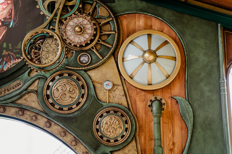 Coaster Detail 9
