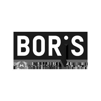Boris Agency V2 400 op 400
