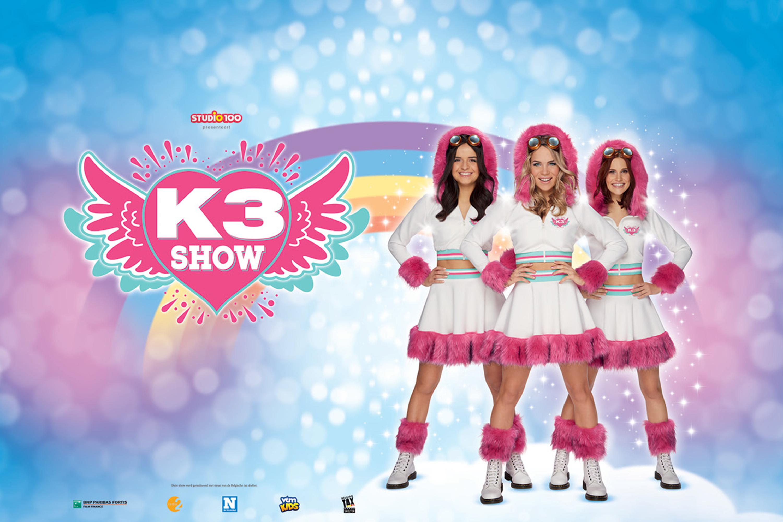K3 Dromenshow Billboard 3000